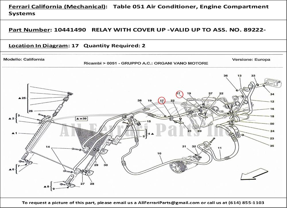 Make And Model: Diagram 2005 Maserati Engine At Shintaries.co