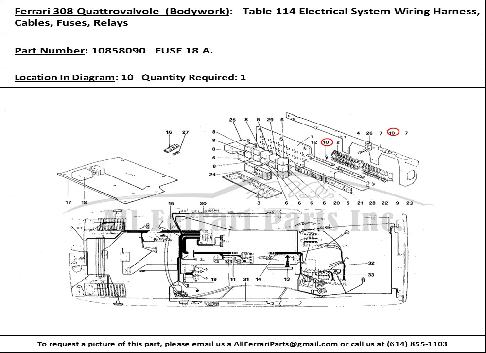 ferrari dino wiring diagram ferrari boxer engine diagram