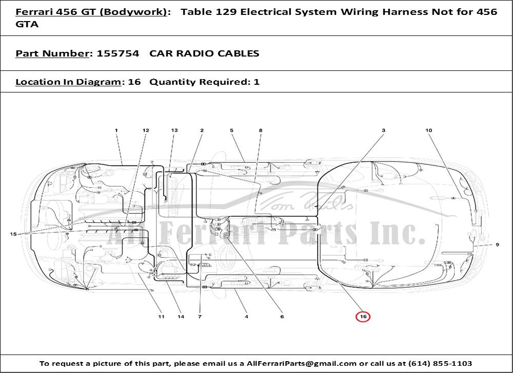 Ferrari F50 Wiring Diagram Schematic Electronic