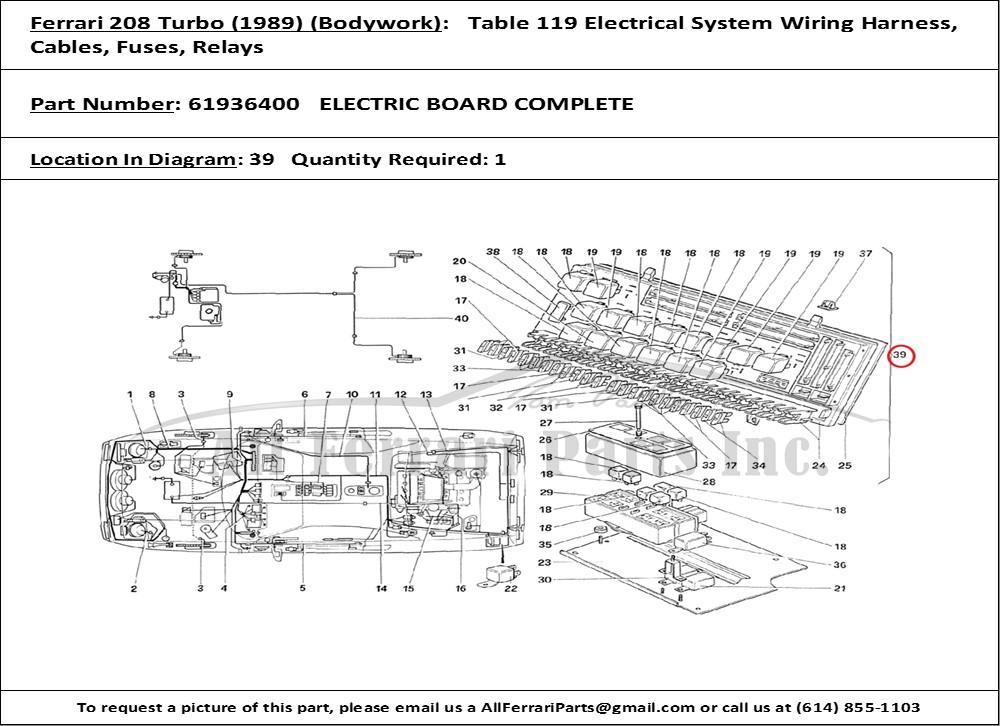Ferrari 512 Tr For Wiring Diagram - New Wiring Diagrams on ferrari 308 qv wiring, ferrari 308 gts,
