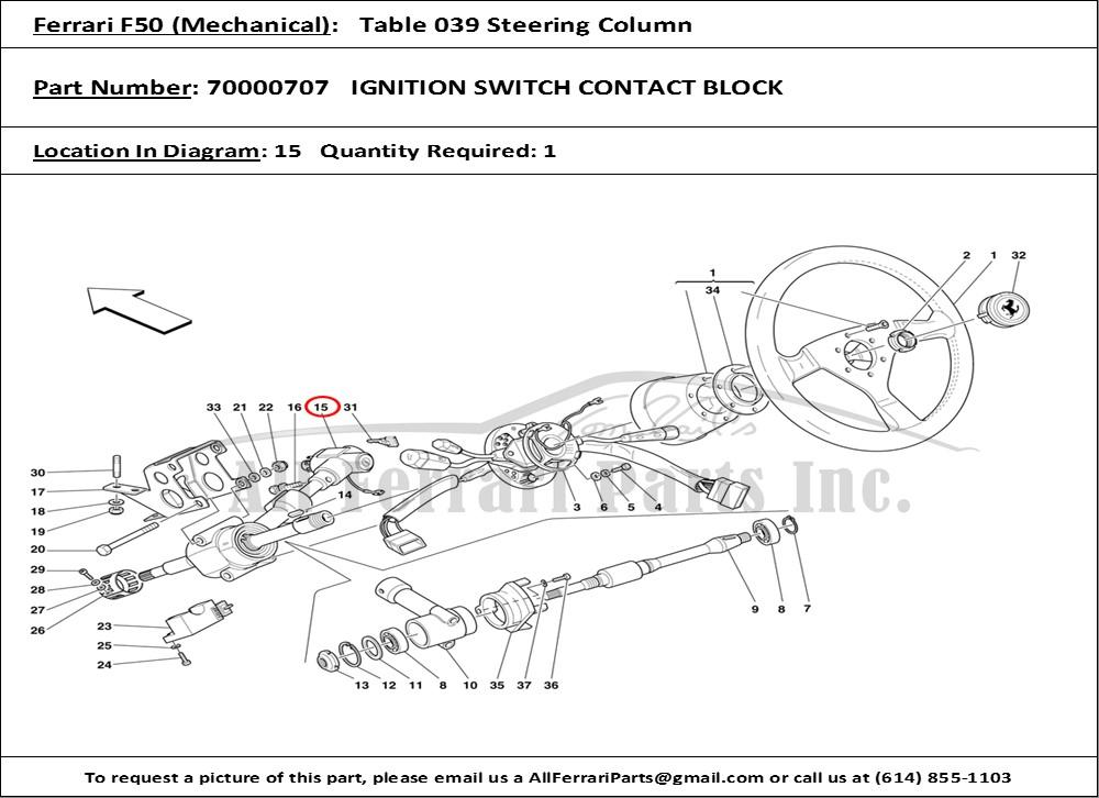 ferrari f50 wiring diagram  | 1028 x 746