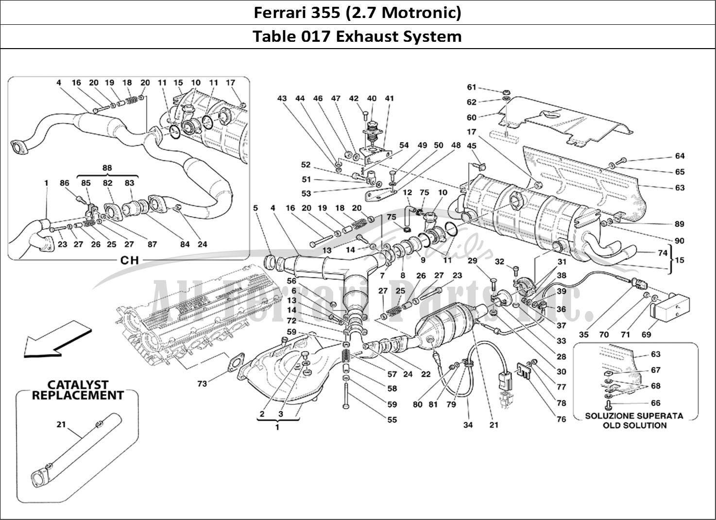 Ferrari 360 Engine Diagram Electrical Wiring Diagrams 355 Parts Smart U2022 Ford Mustang