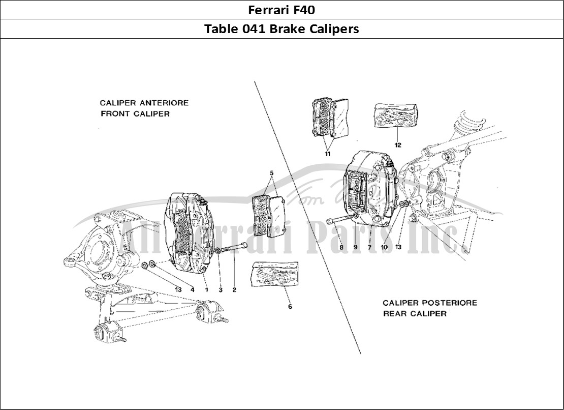 ferrari f40 engine diagram  u2022 wiring diagram for free