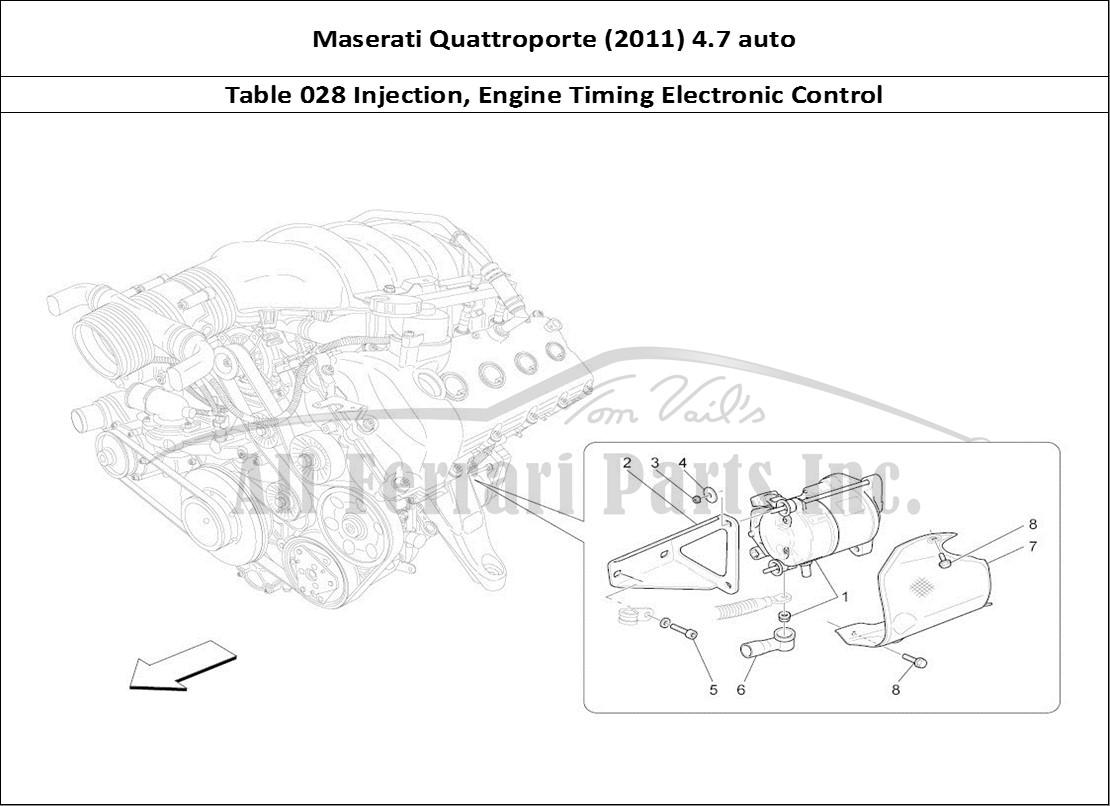 maserati quattroporte engine diagram buy original maserati quattroporte (2011) 4.7 auto 028 ... #2