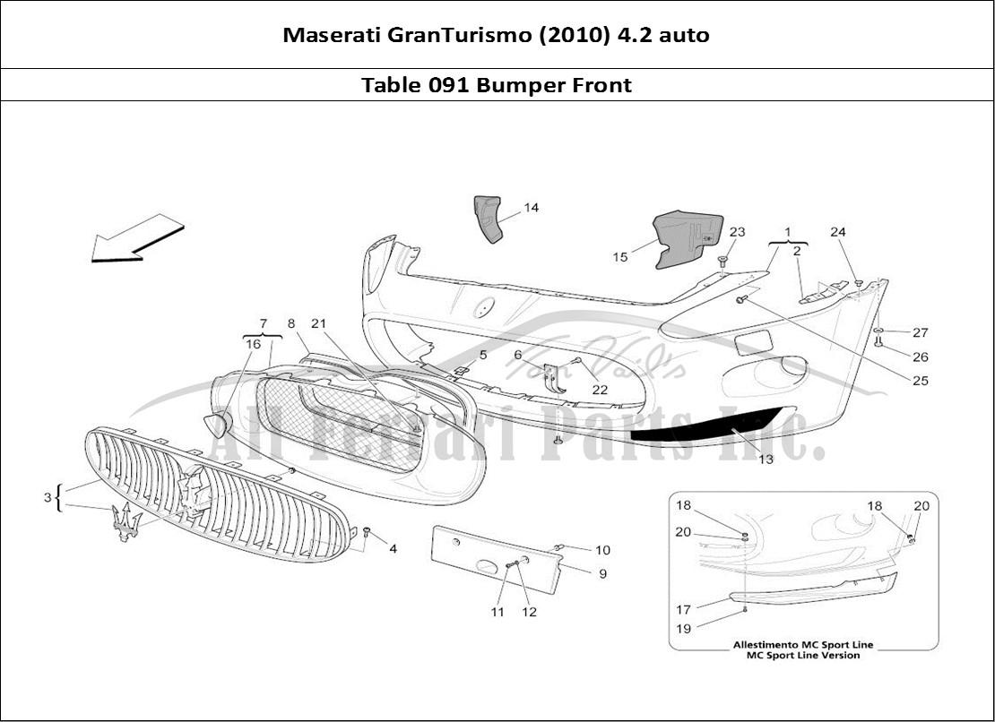 Buy Original Maserati Granturismo  2010  4 2 Auto 091